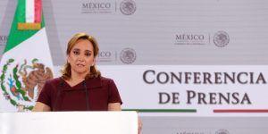 Se mantendrá cooperación con EE.UU. sin importar quien gane elecciones: Ruiz Massieu