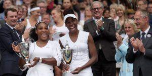 Hermanas William campeonas del torneo de dobles femenil en Wimbledon