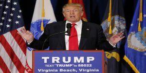 Donald Trump anunciará el viernes a su candidato a vicepresidencia