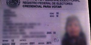 Dan formal prisión a hombre por alterar registro federal electoral