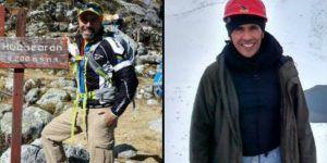 Llega a Ecatepec cuerpo de alpinista mexicano muerto en Perú