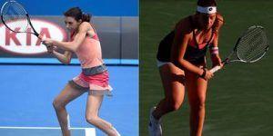 Wimbledon excluye a tenista por extrema delgadez