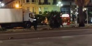 Video: abaten a responsable de atentado en Niza