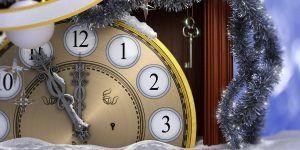 Celebración de Año Nuevo tendrá que esperar un segundo más