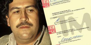 Hermano de Pablo Escobar amenaza a Netflix