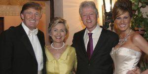 """Clinton """"sería una buena presidenta"""": Donald Trump"""
