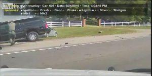 Video: roba camioneta de funeraria y mata a mujer en la persecución