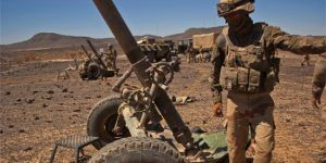 Francia dotará de artillería a Irak contra Estado Islámico