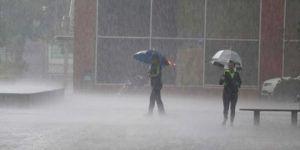 Continuarán lluvias en varios estados del país