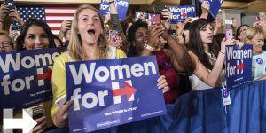 Mujeres que han buscado la presidencia en EE.UU.