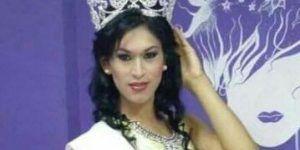 Encuentran muerta a ex reina de belleza gay