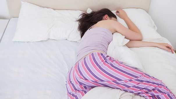 No te puedes dormir? probá con un poco de ASMR