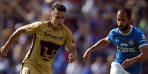 Termina 0-0 el partido entre Cruz Azul y Pumas