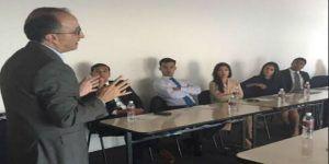 Rodolfo Gómez expone en Seminarios de Líderes Empresariales del Centro Fox