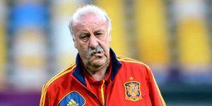 Vicente del Bosque deja de ser técnico de España