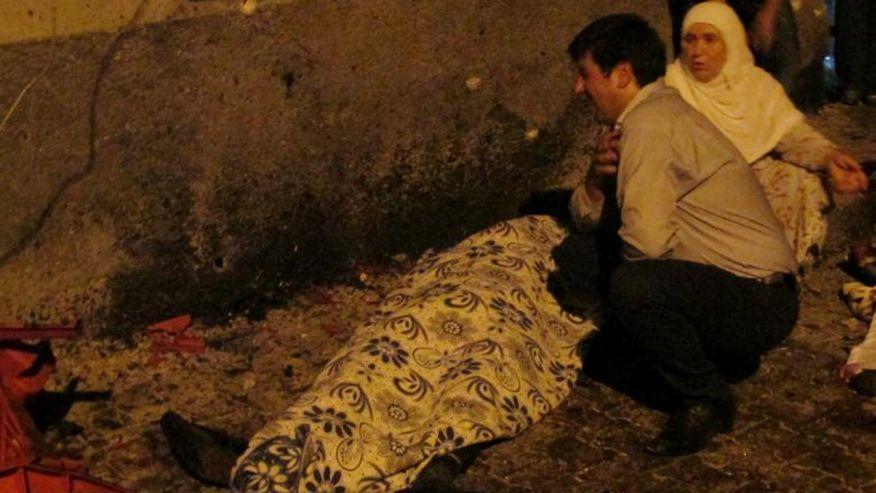 Turquía trata de identificar al menor sospechoso de la matanza de Gaziantep