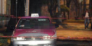 Encuentran en Iztapalapa a taxista estrangulado