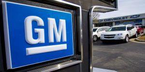 General Motors traslada parte de su producción de México a EE.UU.