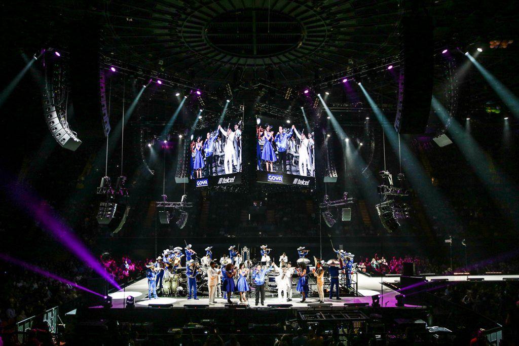 El último concierto de Juan Gabriel