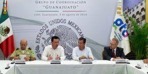 Policía Federal reforzará seguridad en Guanajuato