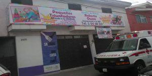 Muere bebé en guardería de Puebla