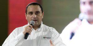 Video: PRI suspende derechos de Roberto Borge