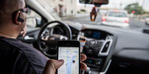 Ataca supuesto chofer de Uber a mujer en Atlanta