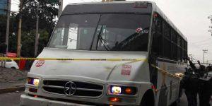 Militares matan a dos delincuentes en camión de Naucalpan