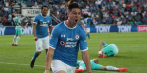 Cruz Azul logra su primer triunfo al vencer al Santos 3-1