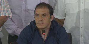 Firma de Cuauhtémoc Blanco en contrato con el PSD es legítima: Fiscalía