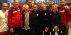 Delegación danesa denuncia robos en Villa Olímpica