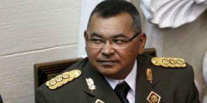 Maduro nombra ministro de Interior a general acusado de narcotráfico en EE.UU.