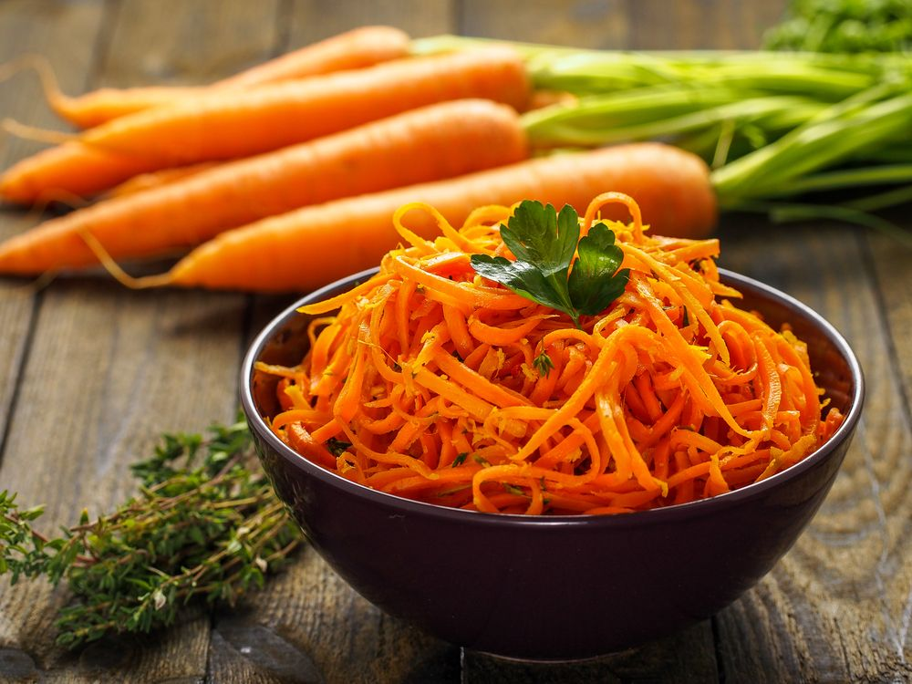 khả năng tinh thần cà rốt