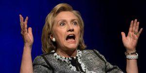 Hillary Clinton critica la visita de Donald Trump a México
