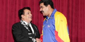 Nicolás Maduro lamenta la muerte de Juan Gabriel