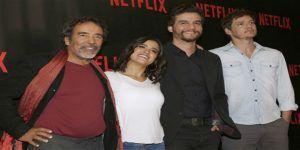 """Protagonistas de """"Narcos"""" presentan la segunda temporada"""