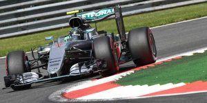 Nico Rosberg se queda con la pole en Bélgica