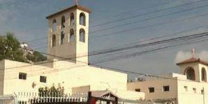 Roban a iglesia en Monterrey