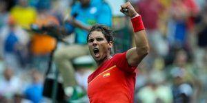 Rafael Nadal avanza a los cuartos de final de Río