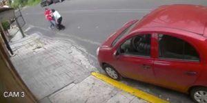 Video: así operan ladrones de autos en Tlalnepantla