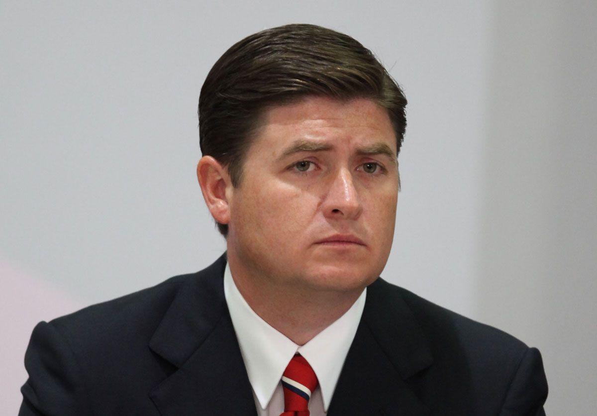 rodrigo medina 1 - Ex gobernador de Nuevo León fue trasladado al Penal de Topo Chico