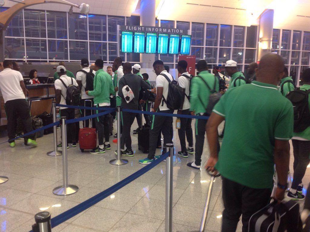 Nigeria debuta esta noche y todavía no llegó a Río — Insólito