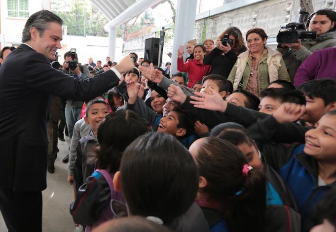 Habrá diálogo con CNTE cuando regresen a clases: Aurelio Nuño