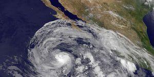 Podría formarse nuevo ciclón tropical en el Pacífico