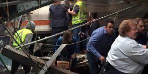 Galería: el accidente de tren en Nueva Jersey