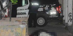 Dos hombres asesinados en el Estado de México