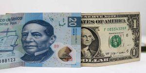 Dólar se vende hasta en 20.21 pesos