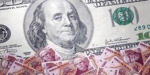 Dólar cierra semana hasta en 19.25 pesos a la venta