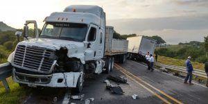 Restablecen circulación en la autopista La Pera-Cuautla tras accidente