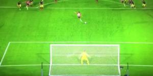 Guardado falla penal en partido de la Champions League